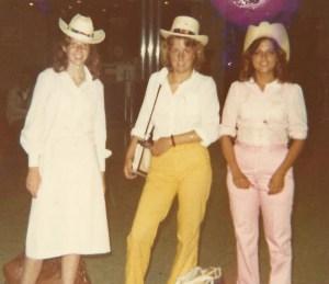Ann, Murr and Me
