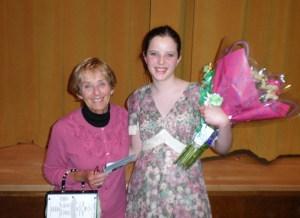 Both of my Grandmas are faithful theatre goers