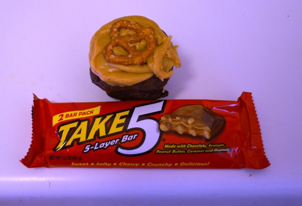 Take Five Brownie