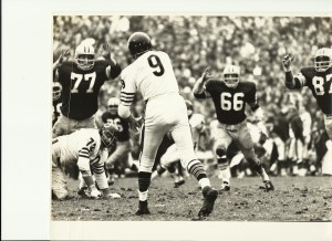 Chicago Bears Willie Dad and Ray