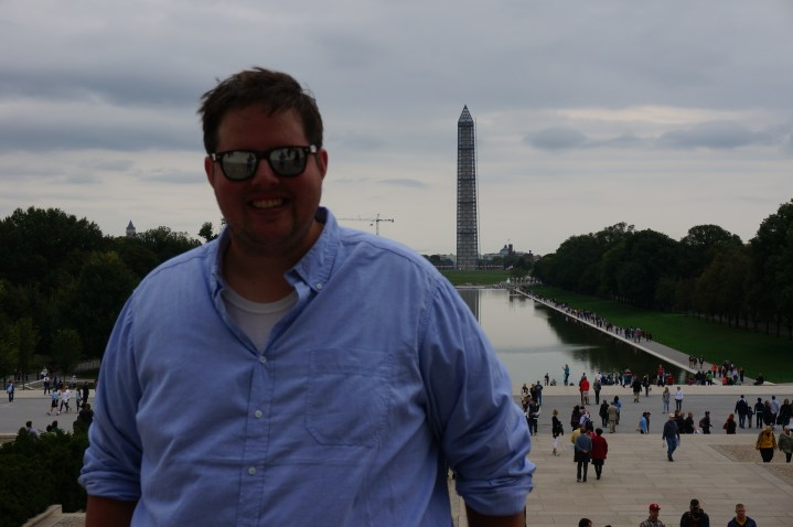 Mr. Biskupic Goes to Washington – A Guest Post from Charlie