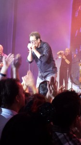 Huey Lewis and the harmonica