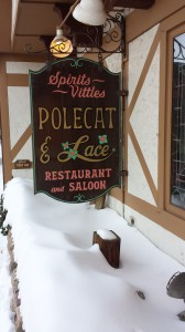Polecat and Lace intrigued me, but after the bikini snub I thought I'd better save it for my next visit.