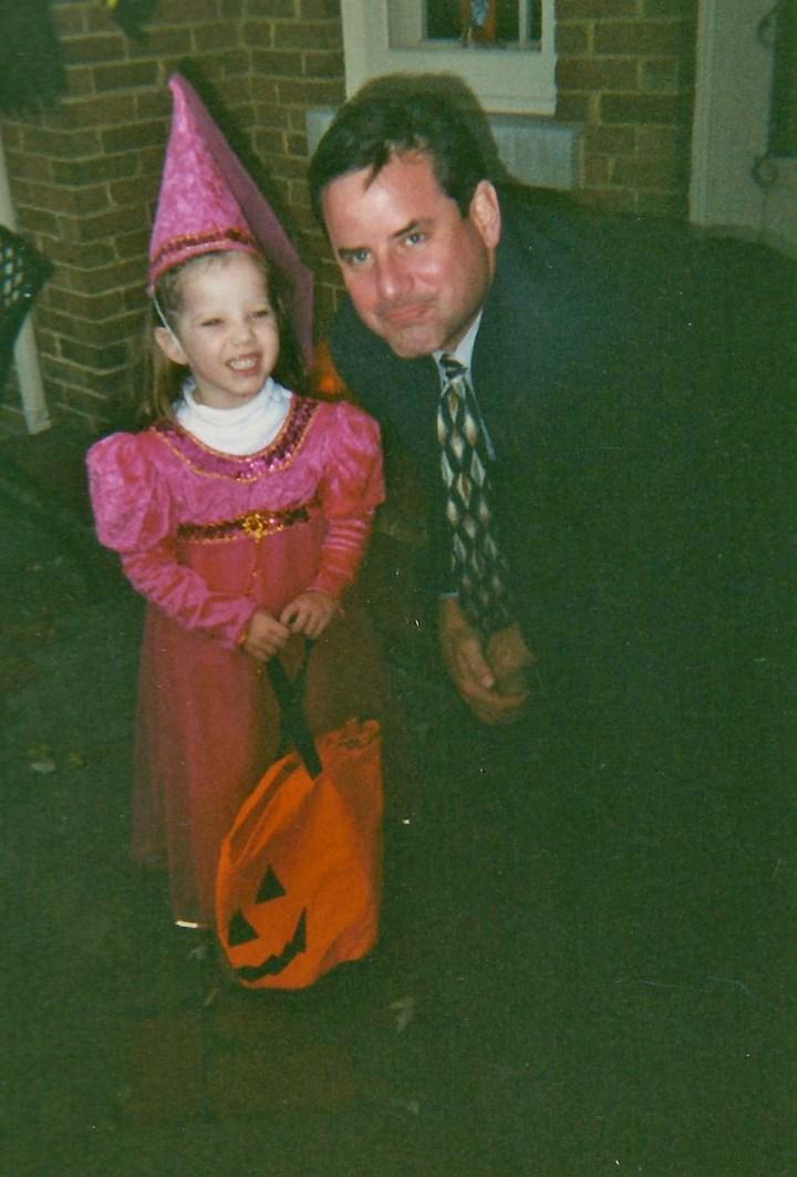Princess Molly and Dad