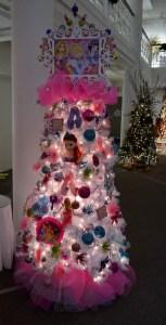 Disney Princess Tree
