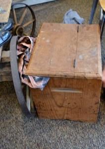 The shoeshine kit