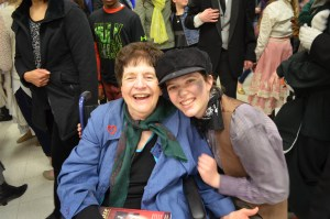 Molly and Grandma Mary Jane