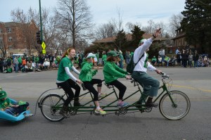 Southside Irish bike