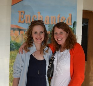 The Enchanted Katherine and Laura