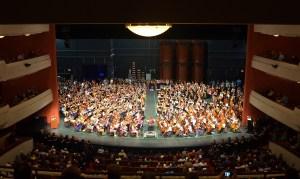All City String Festival