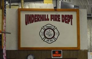 Underhill Fire Department