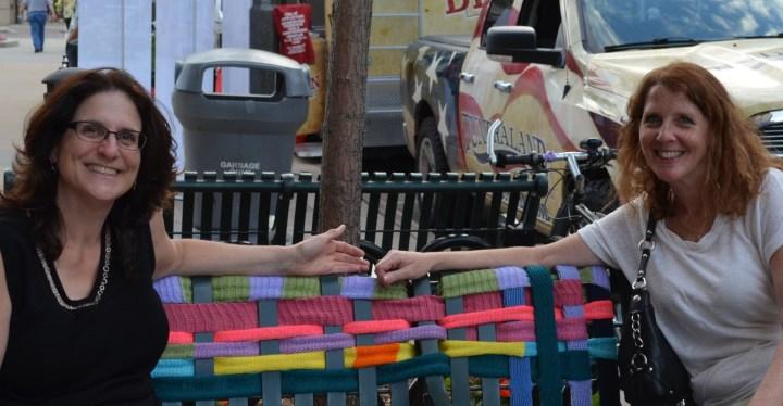 Fiber Rain and the art of spinning a yarn