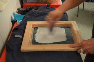 Making the shirt 3