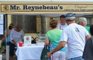 Mr. Reynebeau's Chocolate Chip Cookies