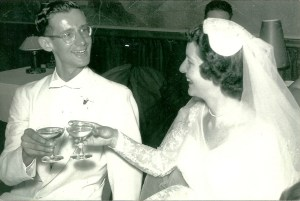 Vince and Mary Jane wedding