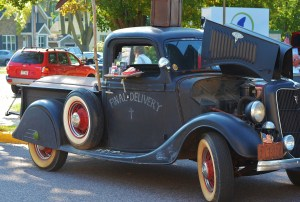 Old Cars hearse