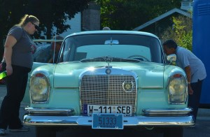 Old Cars Mercedes