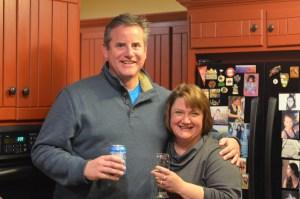 Vince and Kathy