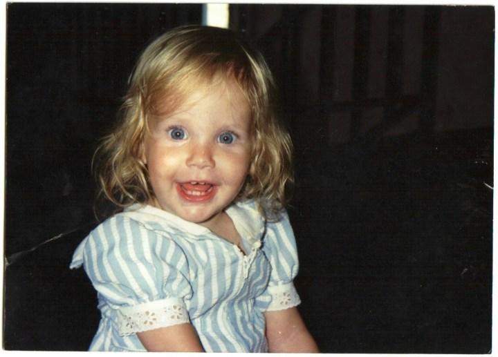Baby Katherine