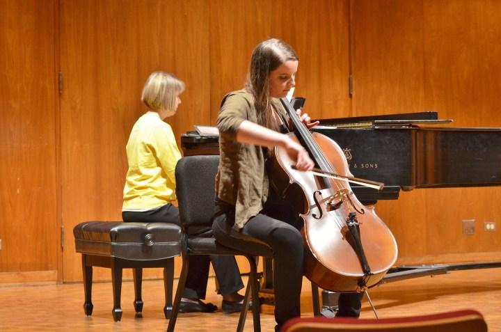 Requiem for a cello