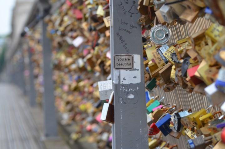 Tu es beau, Paris