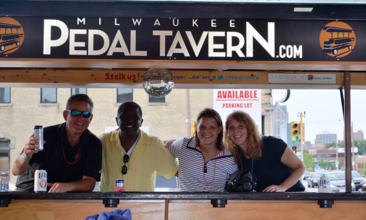 Five things you need to know about Pedal Taverns (before you jump on)