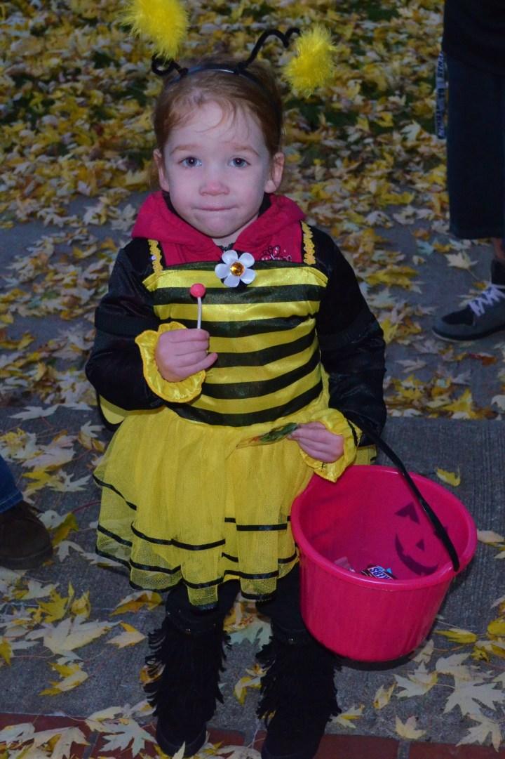Hip! Hip! Hooray! for Halloween