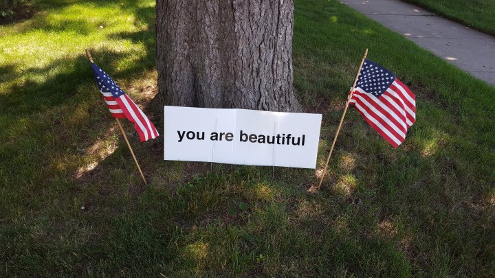 You are beautiful, America