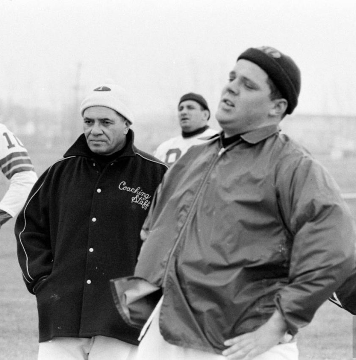 Coach Lombardi was a Hall of Fame GM