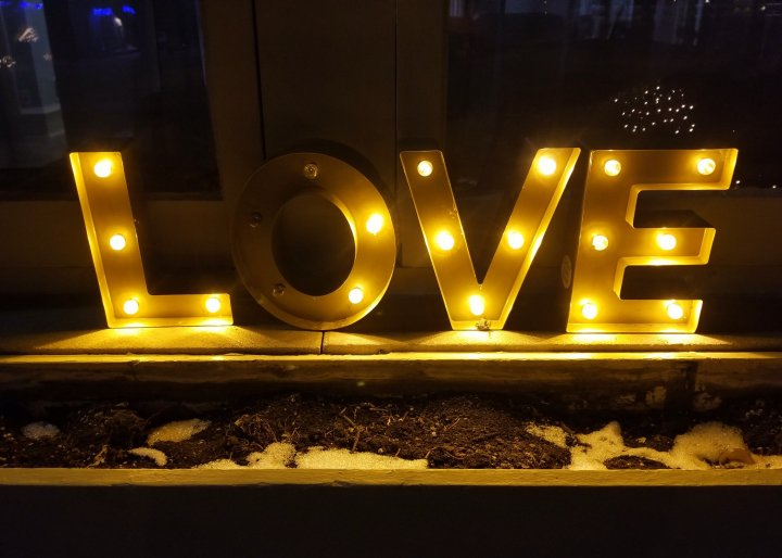 Love lights and other things
