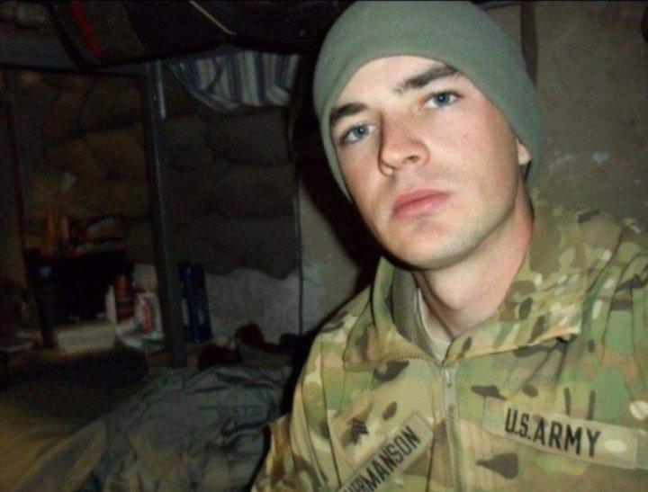 In honor of Staff Sergeant Matt Hermanson