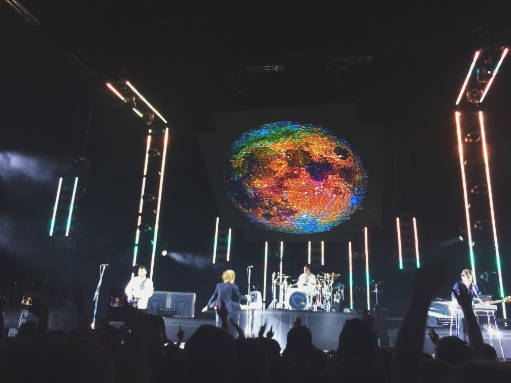 Shoddy quality, but the production was mind-blowing! (Brighton)