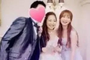 木南晴夏,姉,木南清香,結婚