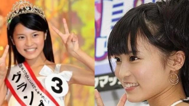 小島瑠璃子,こじるり,昔と今,画像比較