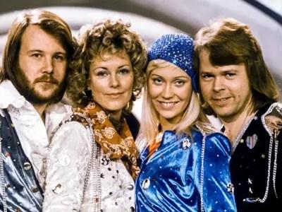ABBA,メンバー