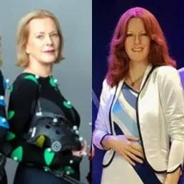 ABBA,メンバー,アンニ=フリッド・リングスタッド,昔と今
