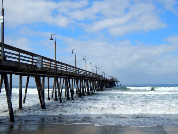 Pier at Imperial Beach, Imperial Beach, California