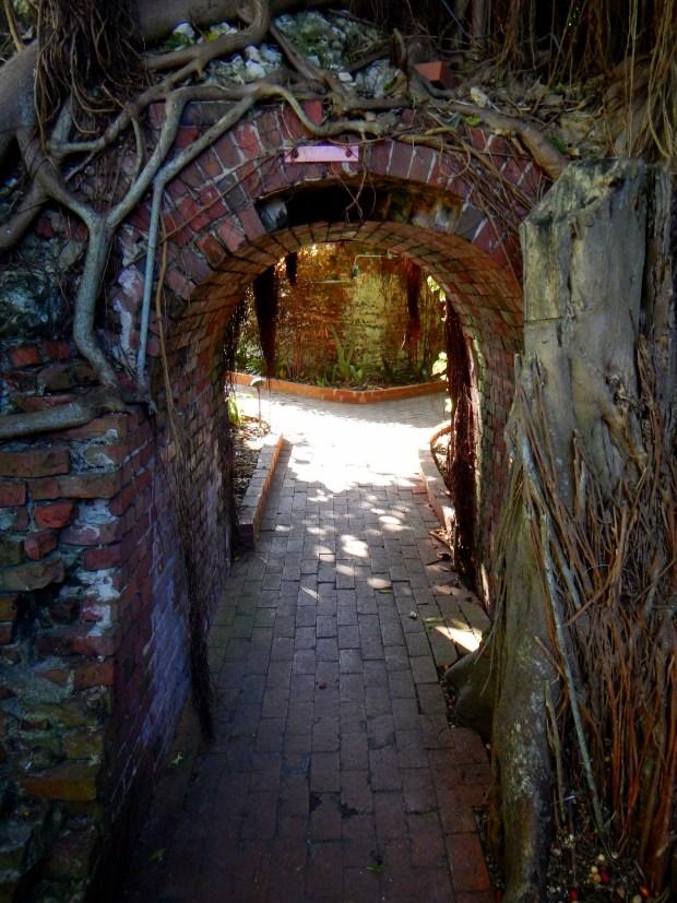 Arch, Fort Martello, Key West, Florida