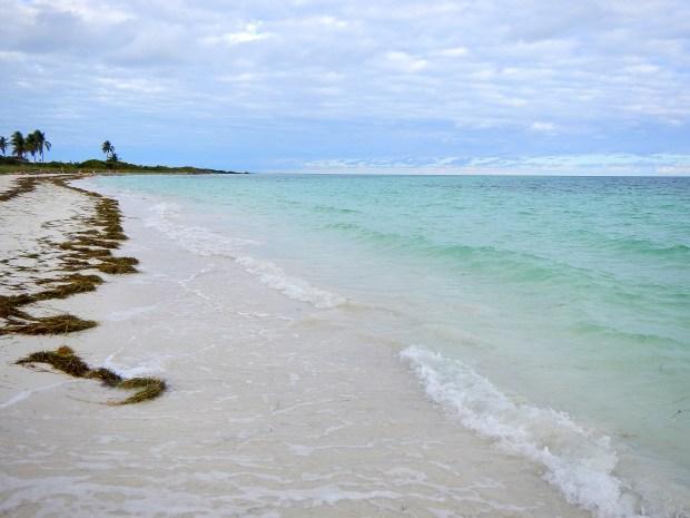 Beach at Bahia Honda State Park, Big Pine Key, Florida