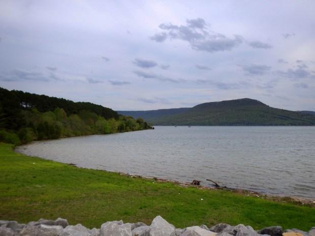 Nickajack Lake, Tennessee