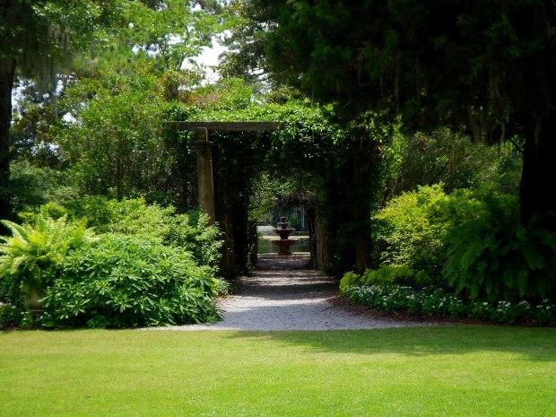 Pergola Garden, Airlie Gardens, Wilmington, North Carolina