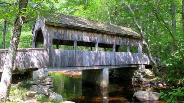 Bridge, Devil's Hopyard State Park, Connecticut