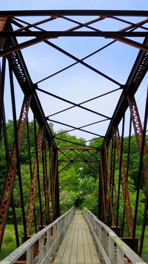 Bridge, Trolley Trail, Branford Connecticut