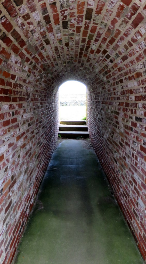 North Sally Port, Fort Constitution, New Castle, New Hampshire