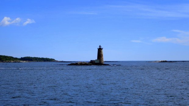 Whaleback Lighthouse, Maine