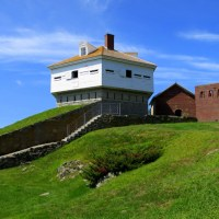 Southern Maine Coast, Part 1: Fort McClary and the Old Mills at Biddeford