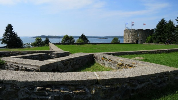 Fort William Henry, Maine