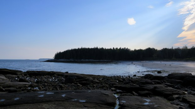 Birch Point State Park, Owls Head, Maine