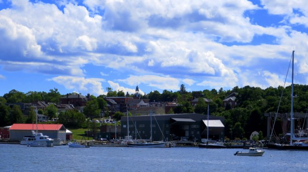 Marina, Belfast, Maine
