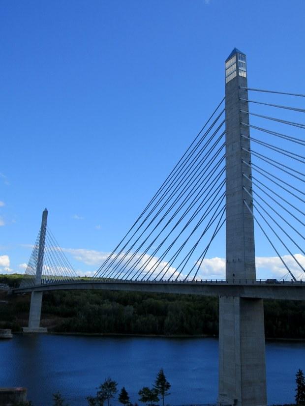 Penobscot Narrows Bridge, Maine